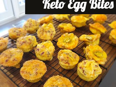 Freezer Friendly Egg Muffins
