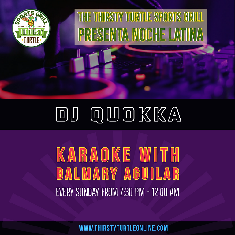 Noche Latina Karaoke