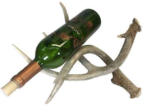 Antler Single Wine Bottle Holder