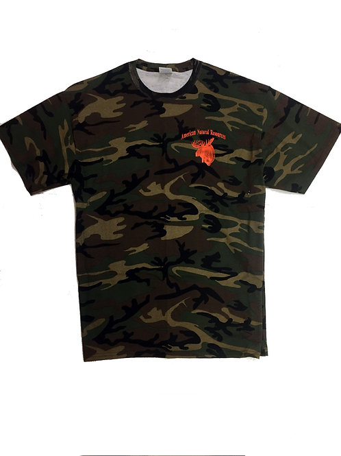 T-Shirt American Natural Resources Logo