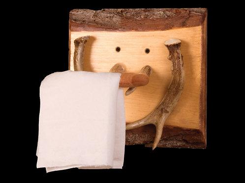 Antler Small Towel Holder