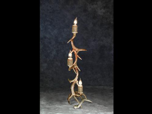 Antler Candlestick Lamp