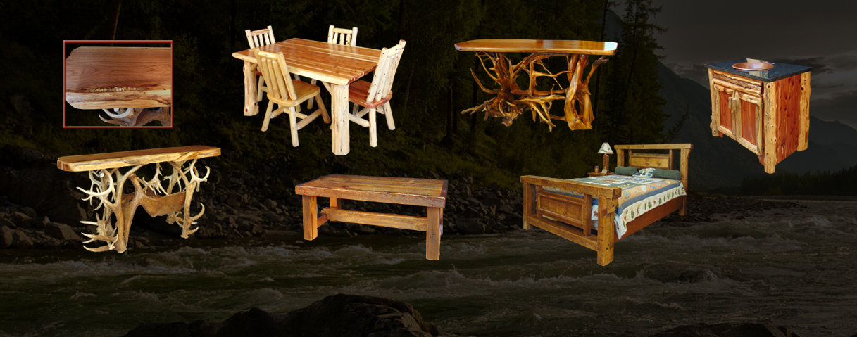 Types of Rustic Furniture