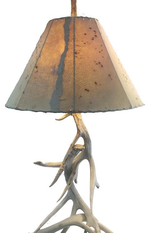 3 Antler Lamp