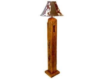 Barnwood Floor Lamp
