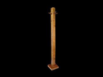 Barnwood Coat Rack