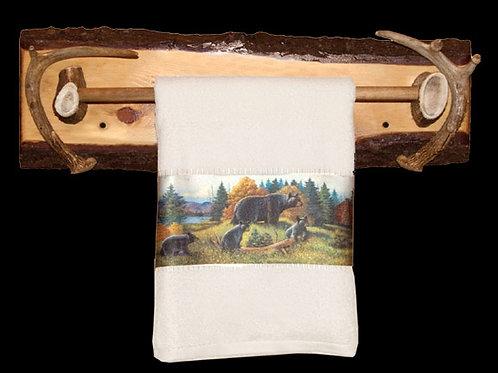 Antler Large Towel Rack