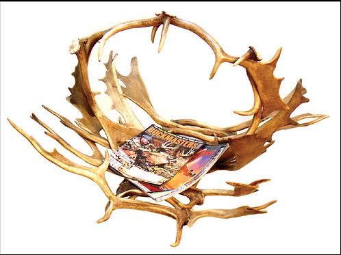 Magazine Rack / Fireplace Log Basket