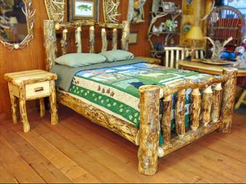 Aspen Queen Size Bed