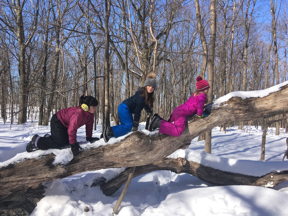 5 ways to connect with Nature in the winter