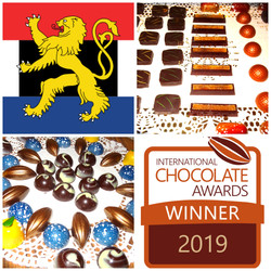 Benelux International Chocolate