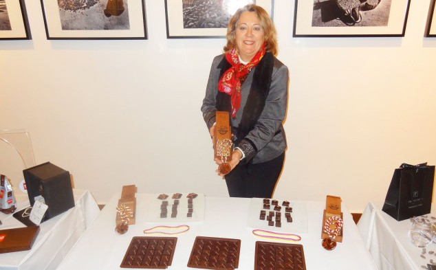 Cocoas & Chocolates tastings expert