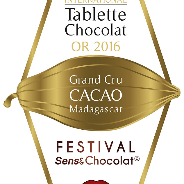 PRIX CHOCOLATE BAR Grand Cru MADAGASCAR