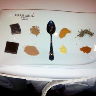 Sensory&taste chocolate training