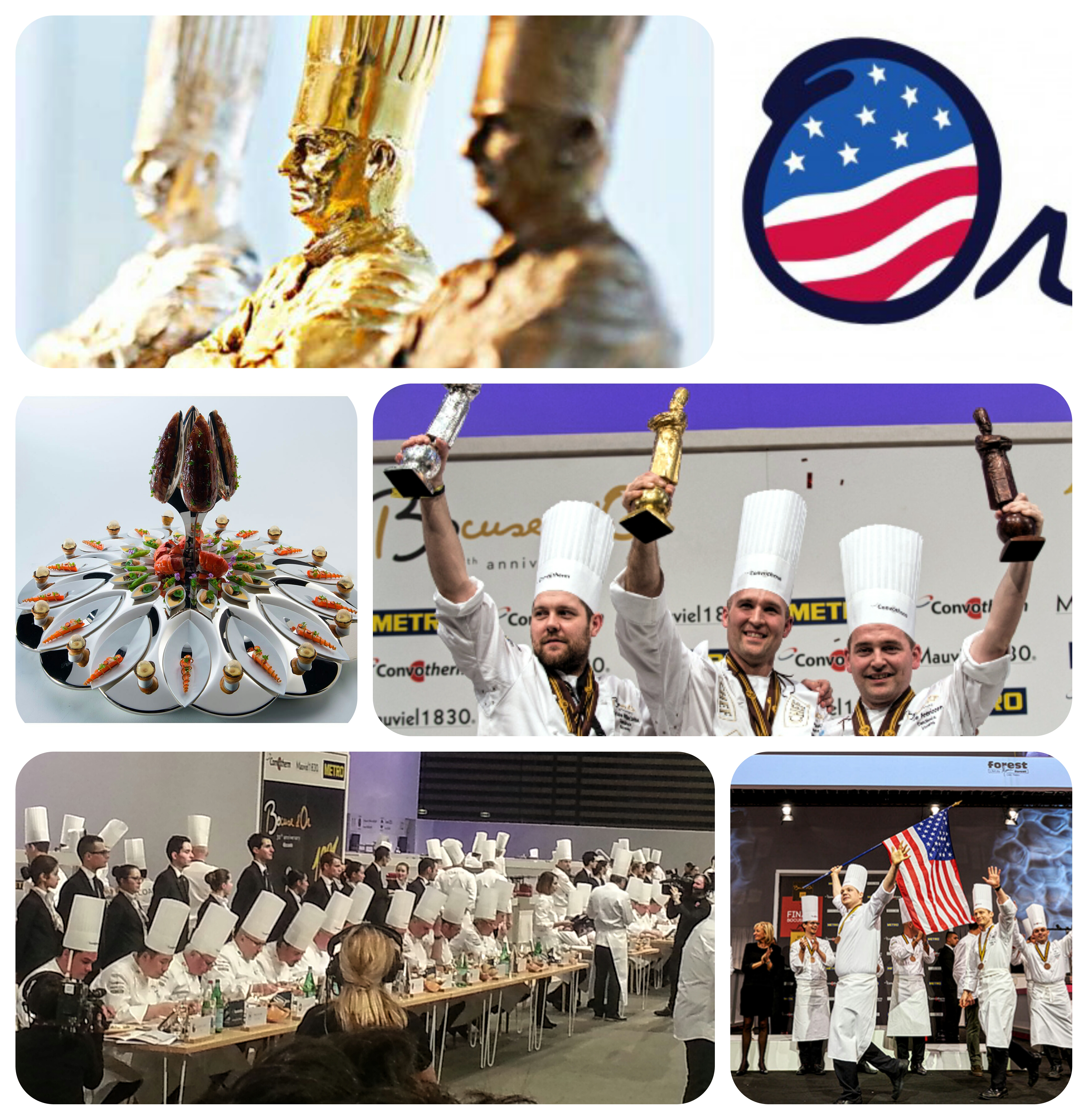 SIRHA 2017 BOCUSE OR USA - PLANETGOUT