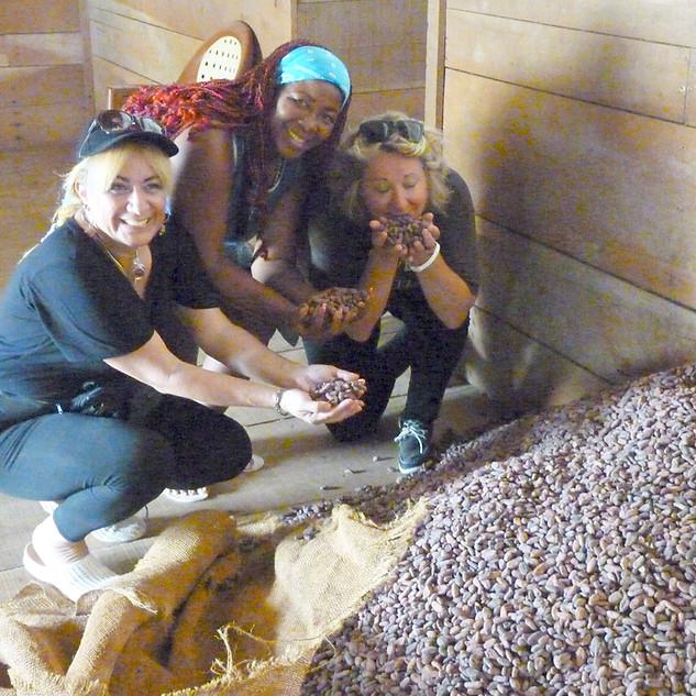 CHUAO team farmer