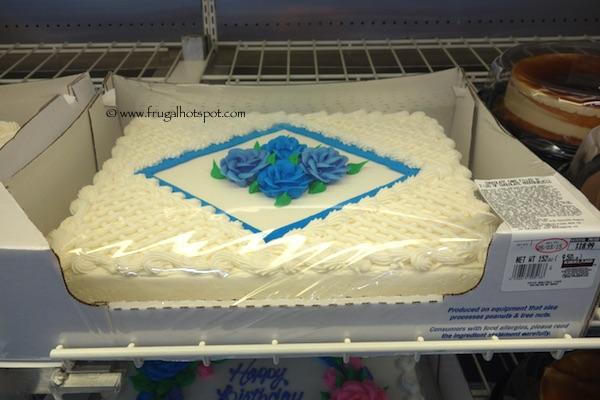 Costco White Cake Frosting Recipe