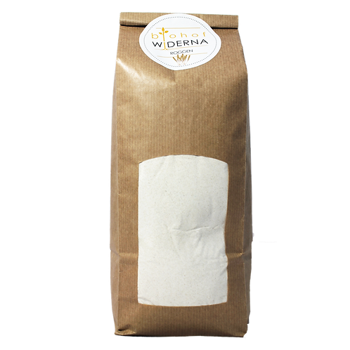Bio-Roggen Feinmehl 1kg
