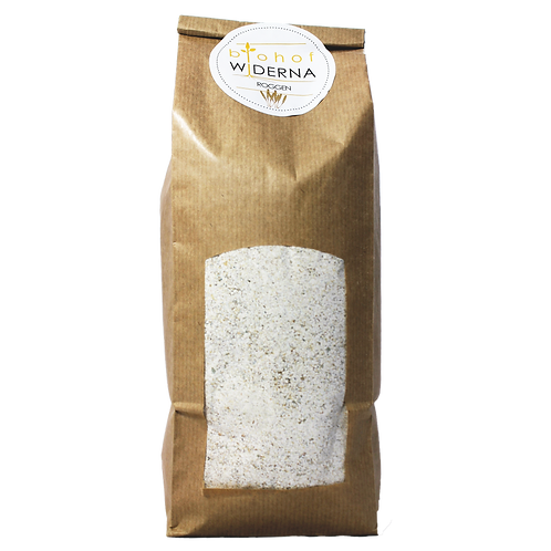 Bio-Roggen Vollkorn Mehl 5kg