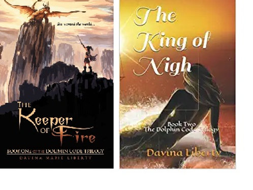 BOTH Dolphin Code Books - Bundle and SAVE!