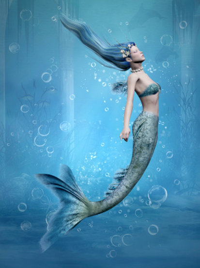 Coming 2020... The Mermaid's Plight
