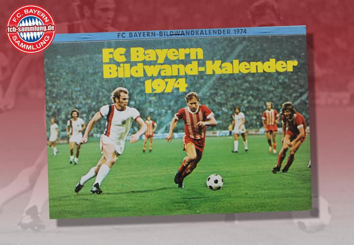 Bilderkalender 1974