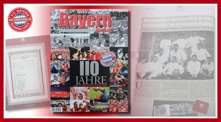 110 Jahre FC Bayern
