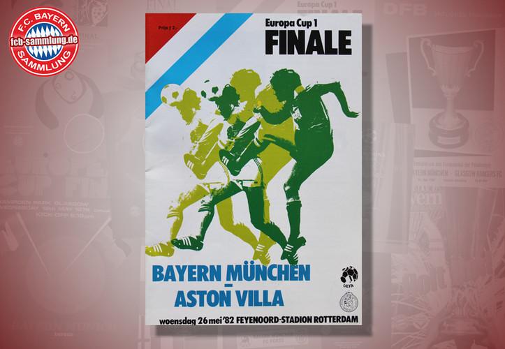 Europapokal 1982