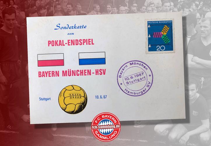 DFB-Pokal Endspiel 1967