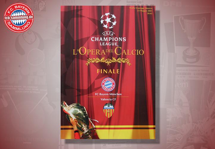 Europapokal 2001