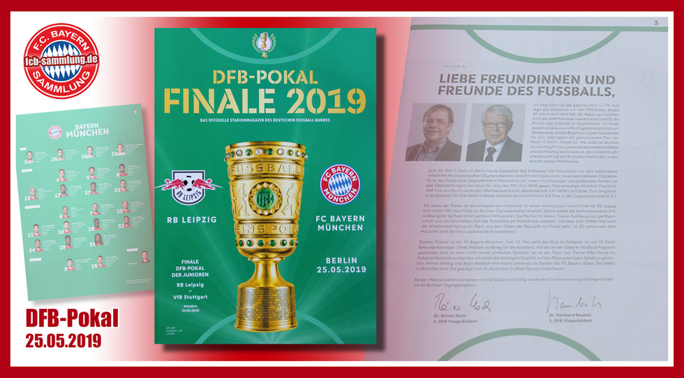 DFB-Pokal 2019