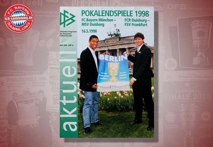 DFB-Pokal 1998