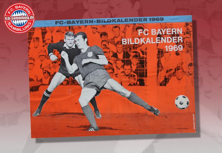 Bilderkalender 1969