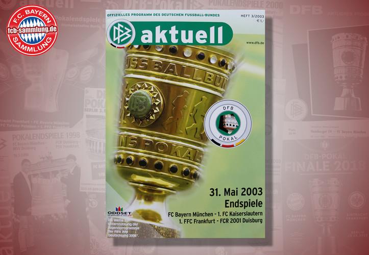 DFB-Pokal 2003