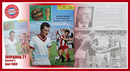 Fußball-Pokal 1969