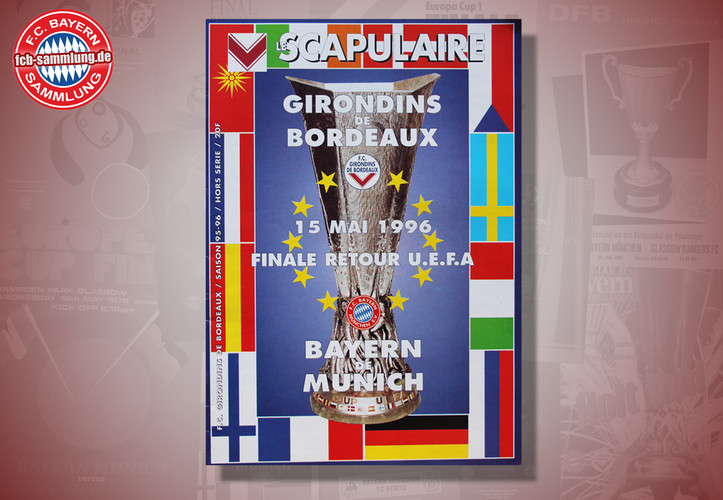 Uefa-Cup 1996