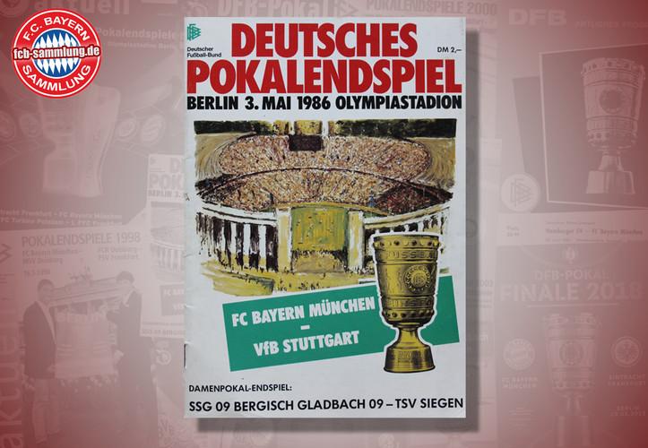 DFB-Pokal 1986