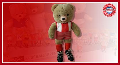 Bigo-Bello-Fußballbär