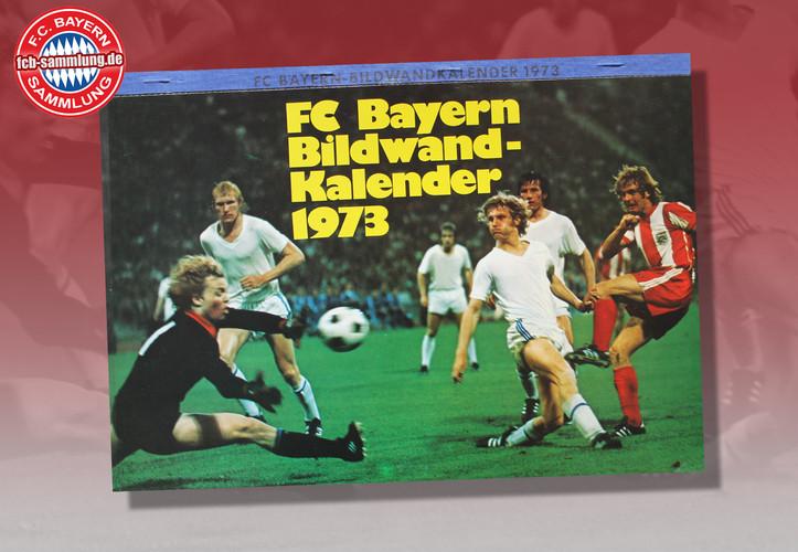 Bilderkalender 1973