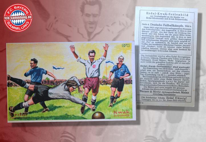 FC Bayern - Wacker München 1926/27