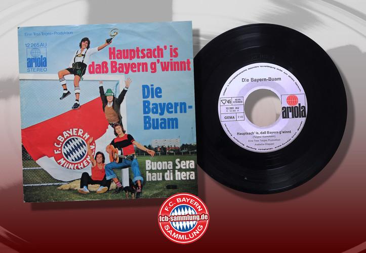 Die Bayern-Buam