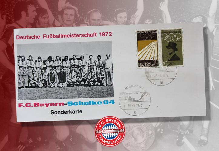 Deutsche Fußballmeisterschaft 1972
