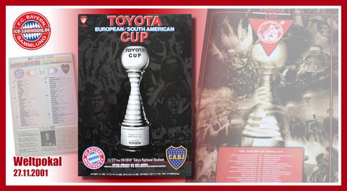 Weltpokal 2001