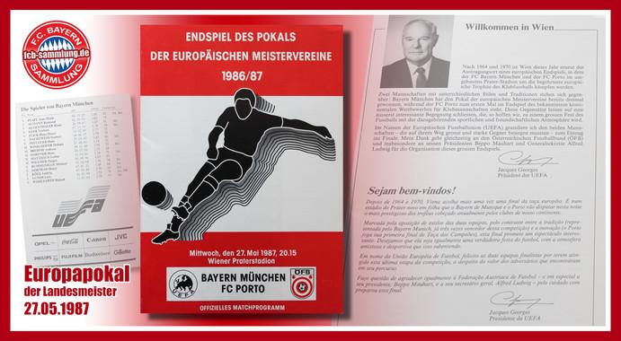 Europapokal 1987