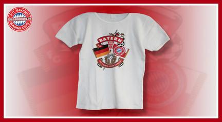 T-Shirt vom Fanclub Südkurve '73 aus den 1980er Jahren