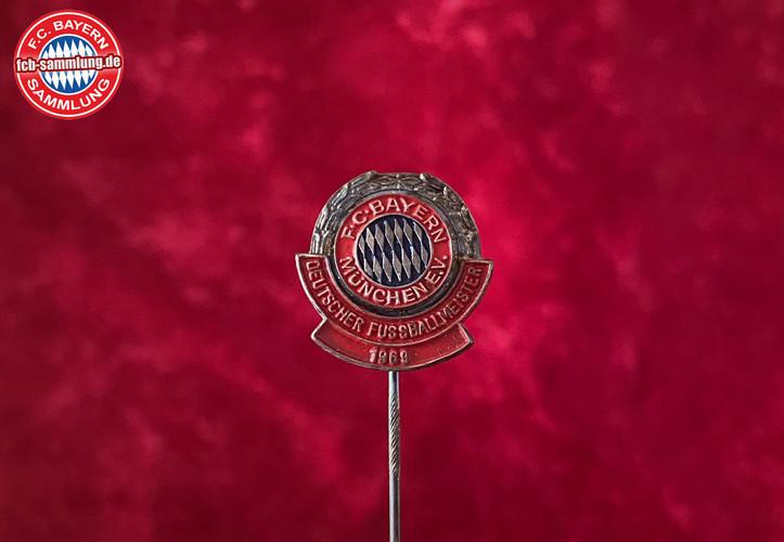 Deutscher Fußballmeister 1969