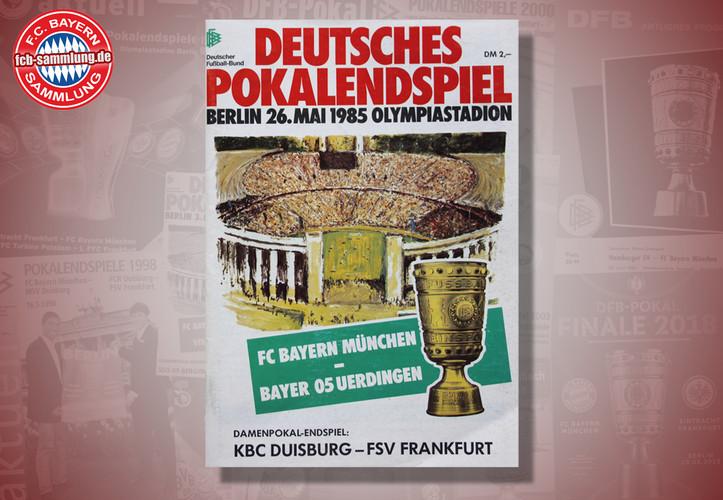 DFB-Pokal 1985
