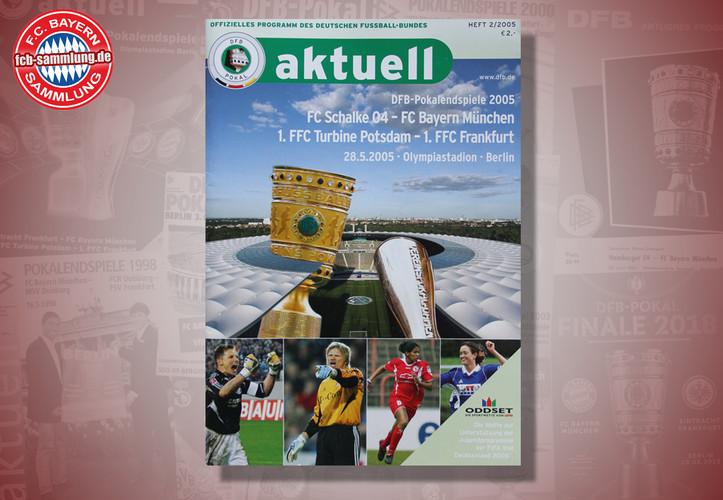 DFB-Pokal 2005