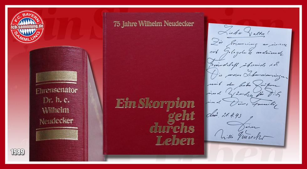 75 Jahre Wilhelm Neudecker