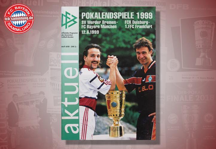 DFB-Pokal 1999